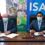 IPACOOP e  ISA se unen en beneficio del sector cooperativo agropecuario