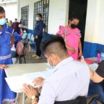 Estudiantes de la Comarca Ngöbe Buglé se benefician con el pago de becas para prevenir el Trabajo Infantil