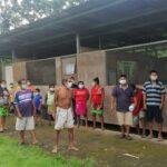 Indígenas Emberá Wounaan reclaman construcción de escuela