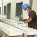 Construcción de albergues temporales de Curundú reporta 25% de avance