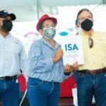 El Instituto de Seguro Agropecuario busca ser primera empresa publica en el ramo: Edmundo Caballero