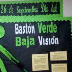 El 26 de septiembre día del Bastón Verde, personas con baja visibilidad. Testimonio de Enoch Sáenz